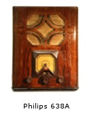 6 Philips 638A pz